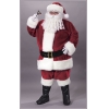 Santa Suit Plush Crimsn XXL